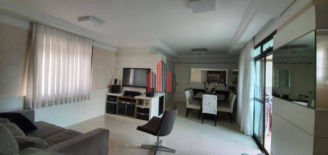 AP8072 Apartamento com 3 dormitórios, 112 m² por R$ 965.000 - Balneário - Florianópolis/SC - Foto 3