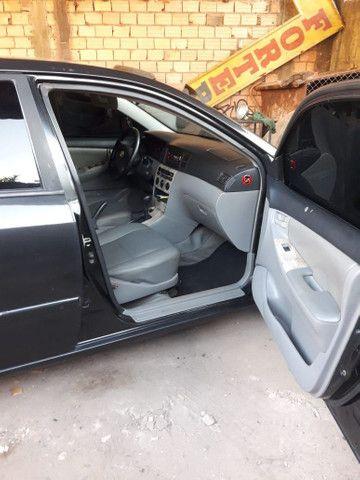 Corolla automático 2006 1.8 top tdo revisado  23.500 - Foto 2