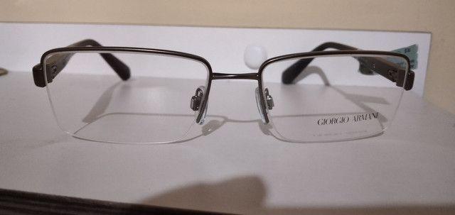 Armacao óculos  Giorgio Armani - Foto 2