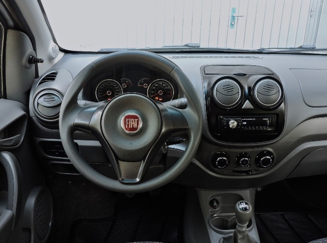 Fiat Palio Attractive 1.0 2016 - Impecável - Foto 5