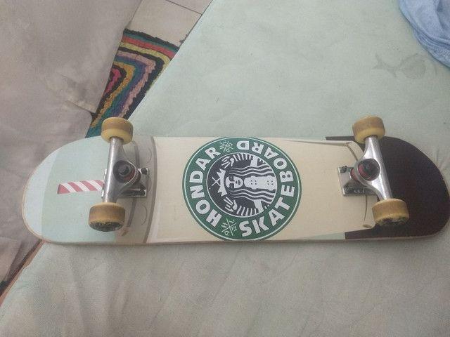 Vendo skate por 200 - Foto 3