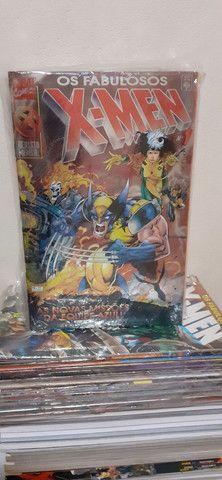 Gibi os fabulosos X-Men