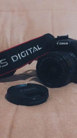 Câmera Canon T3i 18x55 - Foto 3