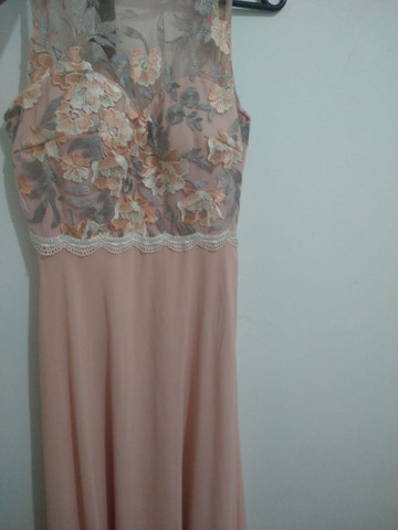 Vestido longo de festa (Novo) - Foto 5