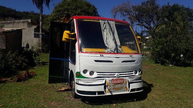 Micro onibus motor casa 2002 - Foto 3