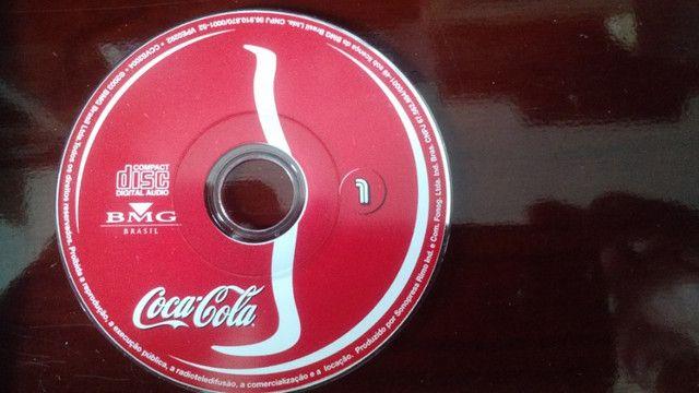 Mini Cds Coca Cola - Foto 2