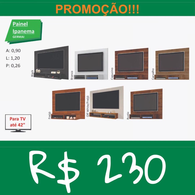 Painel Ipanema 0,90x1,20 M Promoção !!