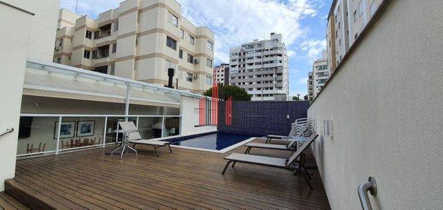 AP8072 Apartamento com 3 dormitórios, 112 m² por R$ 965.000 - Balneário - Florianópolis/SC - Foto 18