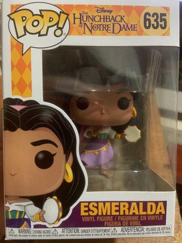 Funko Pop! Disney: Corcunda de Notre Dame: Esmeralda #635 - Foto 6