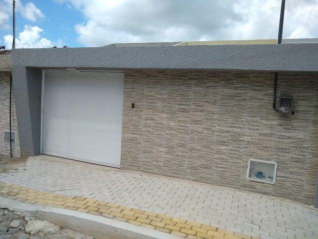 Lindas Casas no Eusébio Com Dois Quartos! - Foto 2