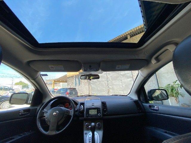 Nissan Sentra 2.0 Automático E Teto Solar. - Foto 7