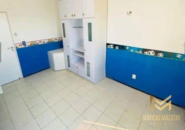 Aptº com 3 suítes à venda, 95 m² por R$ 345.000 - Sapiranga - Fortaleza/CE - Foto 16