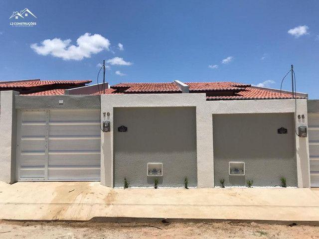 Oportunidade Imperdível Casa Plana Com 02 Quartos - Foto 2