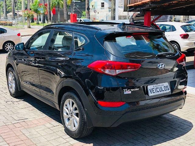 Hyundai Tucson Gls 1.6 turbo 2018 único dono - Foto 8