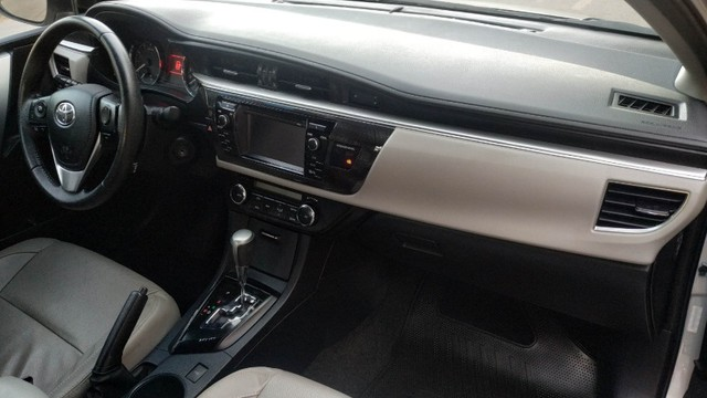 Vendo Corolla XEI 2016 com 76.000 Km. - Foto 8