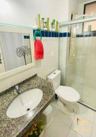 Aptº com 3 suítes à venda, 95 m² por R$ 345.000 - Sapiranga - Fortaleza/CE - Foto 12