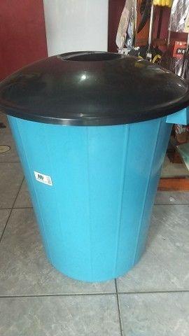 Vendo balde com tampa  - Foto 3