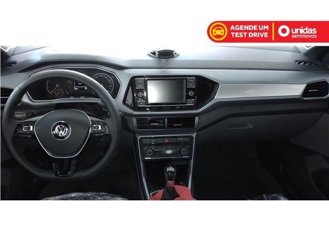 Volkswagen T-cross 2020 1.0 200 tsi total flex comfortline automático - Foto 7