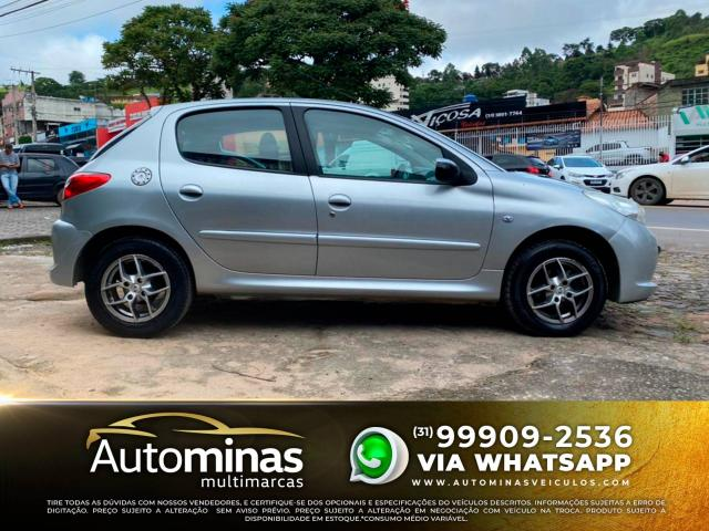 Peugeot 207 1.4 Xr 8v Flex Manual - Foto 6