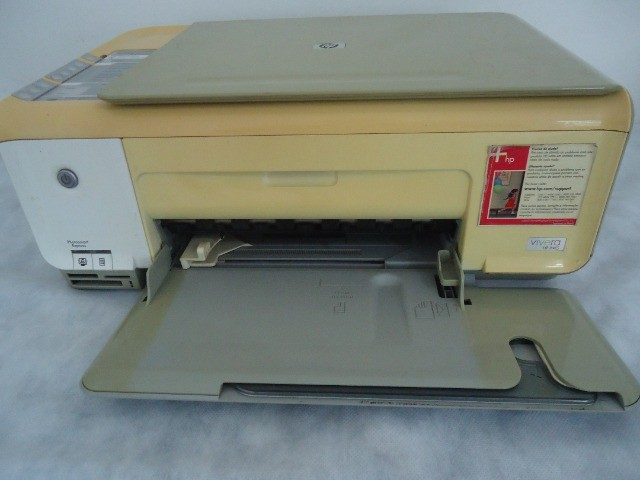 Impressora HP C3180 Photosmart ,conservada, no precinho para vender logo!!! - Foto 4
