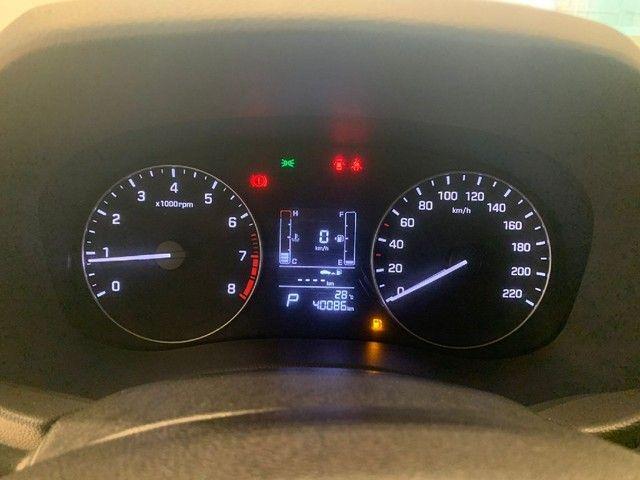 Hyundai Creta 1.6 16V FLEX PULSE PLUS AUTOMATICO - Foto 6