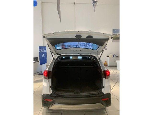 Hyundai Creta 1.6 16V FLEX PULSE PLUS AUTOMATICO - Foto 8