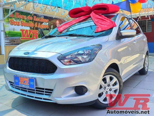 Ford Ká SE 1.0 Flex Completo, Único Dono!