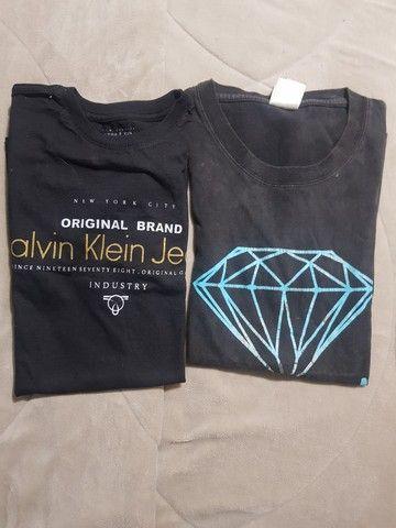 10 camisetas - Foto 2