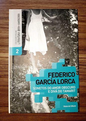 Livro: Sonetos do Amor Obscuro e Divã do Tamarit - Federico García Lorca