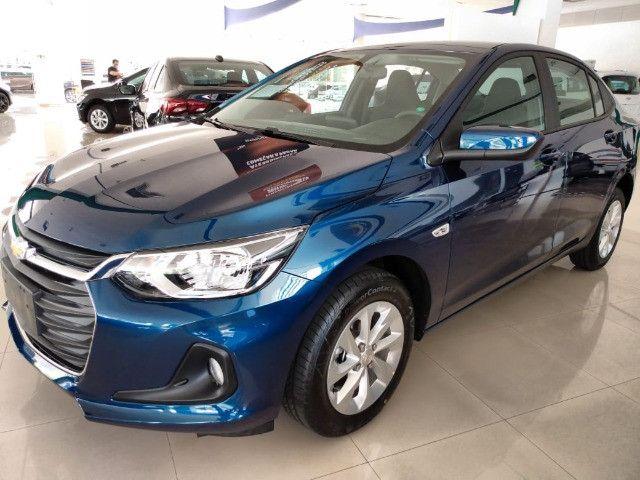 Novo Onix Sedas LTZ  - Aut Turbo 2021 - Foto 5