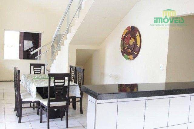 Casa duplex com 6 dormitórios à venda, 450 m² por R$ 430.000 - Praia do Presídio - Aquiraz - Foto 3