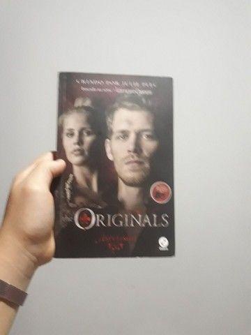 Livro the originals