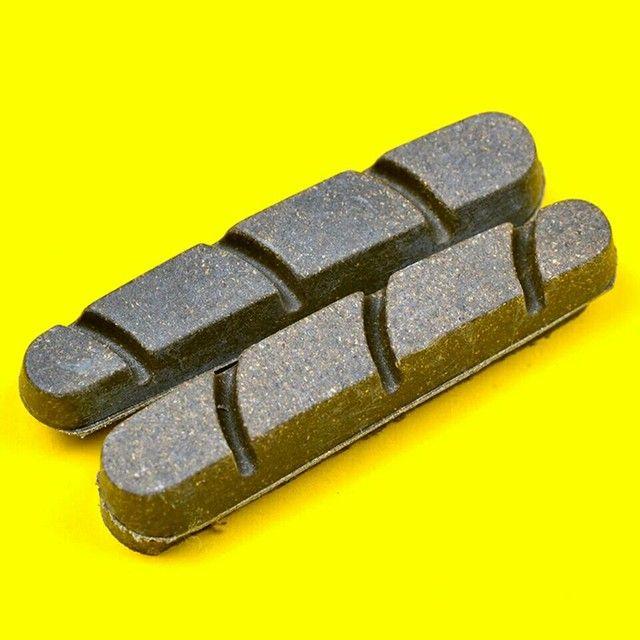 Refil sapata carbono ou alumínio 55mm