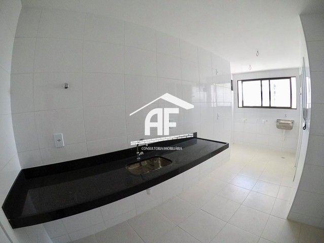 Apartamento com 4 quartos (2 suítes) - Alto padrão com vista total para o mar - Foto 8