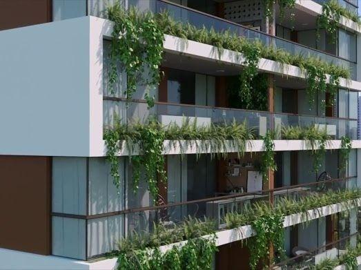 MSerpa Edf Terraço Jaqueira Rio Ave 160m² 4 suites 3 vagas Jaqueira - Foto 3
