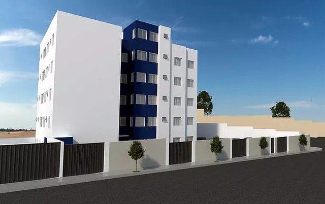 Apartamento à venda com 2 dormitórios em Caiçara, Belo horizonte cod:6237