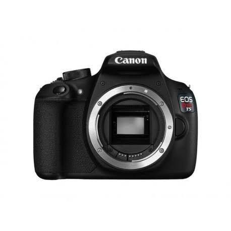 Câmera Profissional: Canon Rebel EOS T3 - Foto 4