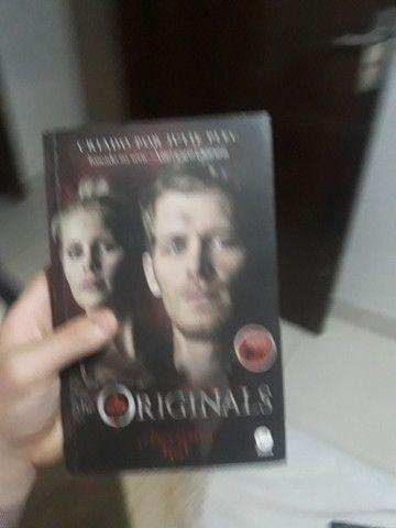 Livro the originals - Foto 4