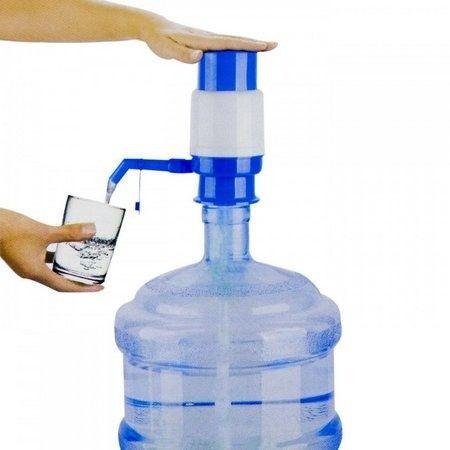 Bomba de água manual para garrafão