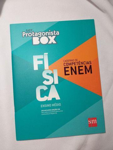Ser Protagonista Box Física - Ensino Médio  - Foto 4