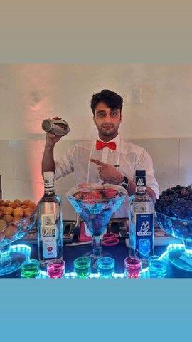 Bartender e Garçom, com experiência para sua festa - Foto 2