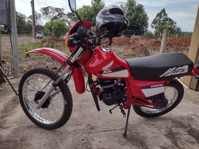 Honda XL 125S 1988 - Foto 3
