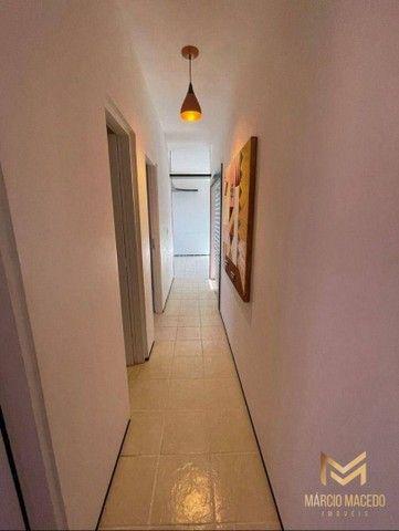 Aptº com 3 suítes à venda, 95 m² por R$ 345.000 - Sapiranga - Fortaleza/CE - Foto 4