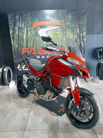Ducati Multistrada 1200cc 2016