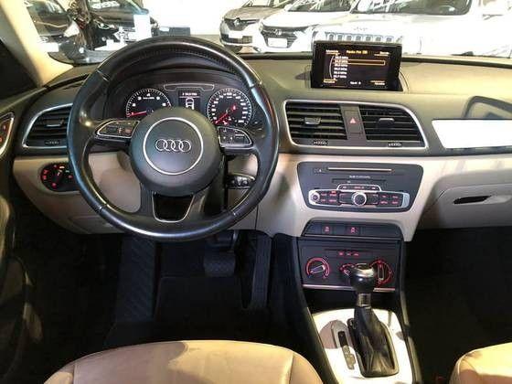Audi Q3 1.4 Tfsi Ambition S-tronic 2016 - Foto 12