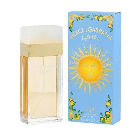 Oportunidade!!! Dolce & Gabbana Feminino light blue Sun 100ml EDT - Foto 5