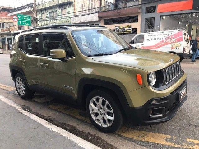 Jeep - Renegade Longitude 1.8 Aut - 2016 - Foto 3