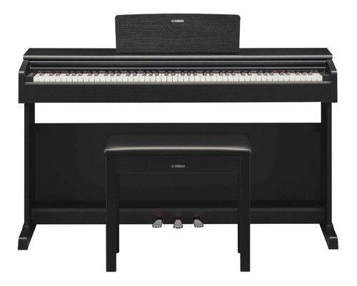 Piano Digital Yamaha Arius Ydp-144b (Mixer Instrumentos Musicais)