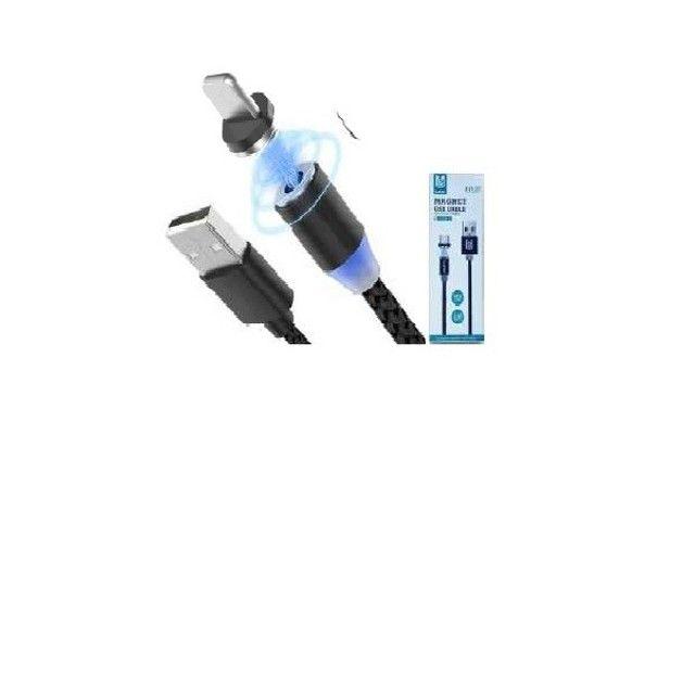 Cabo Usb x Iphone Magnético