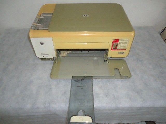 Impressora HP C3180 Photosmart ,conservada, no precinho para vender logo!!!